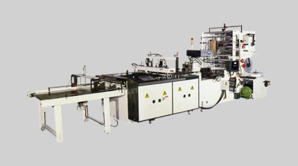 Beverage bag making machine